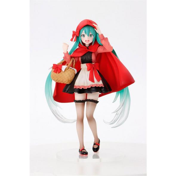 Vocaloid - Statue Hatsune Miku Rotkäppchen