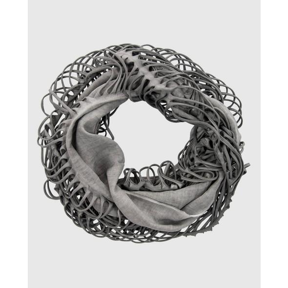 Cool-Dyed Loop in Grau