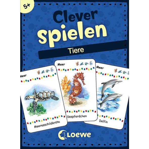 Clever spielen – Tiere