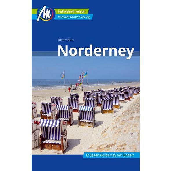 Norderney Reiseführer Michael Müller Verlag