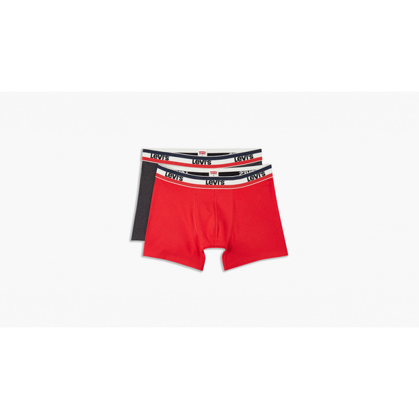 Levi's Sportswear Boxer Brief - 2 Pack