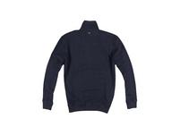 Jaquard Sweatshirtjacke