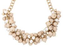Kette - Nude Pearl