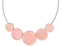 Kette - Pink Shell