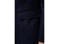Jacke, Wollmischung, Webpelz, 2-Wege-Zipper