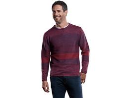 Pullover mit Ringelmusterung