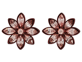 Ohrstecker - Red Flower