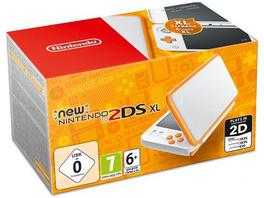 New Nintendo 2DS XL Konsole (gebraucht)