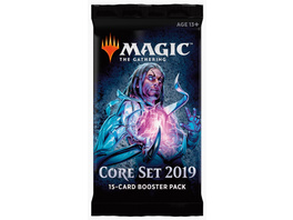 Magic the Gathering Hauptset 2019 Booster-Pack