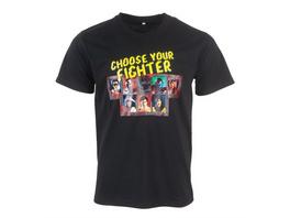 Mortal Kombat 11 - T-Shirt Choose Your Fighter (Größe M)