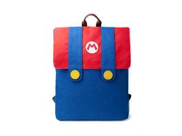 Super Mario - Rucksack Mario Anzug