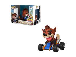 Crash Bandicoot - POP! Vinyl-Figur Crash Bandicoot Team Racing