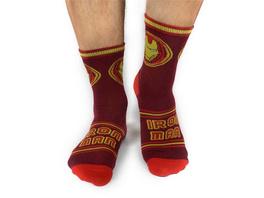 Marvel Avengers - Socken Iron Man (Größe 39-42)