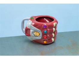 Marvel Avengers Infinity War - Tasse Nano Gauntlet