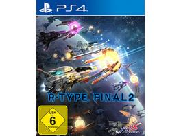R-Type-Final 2 - Inaugural Flight Edition