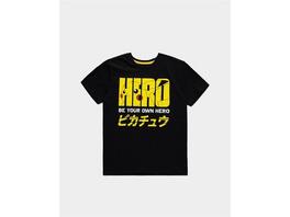 Pokémon - T-Shirt Be your own Hero Größe - XXL