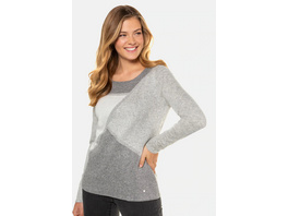 Gina Laura Pullover, Colorblocking, Langarm