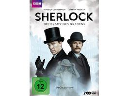 Sherlock - Die Braut des Grauens  Special Edition [2 DVD]