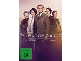 Downton Abbey - Staffel 4  [4 DVDs]