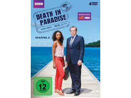 Death in Paradise Staffel 2