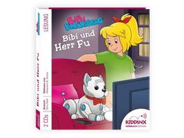 Bibi Blocksberg Hörbuch - Bibi und Herr Fu