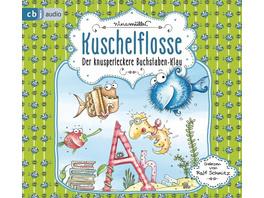 Kuschelflosse – Der knusperleckere Buchstabenklau